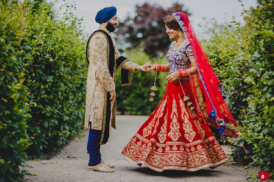 Sikh Derby Wedding Photographer