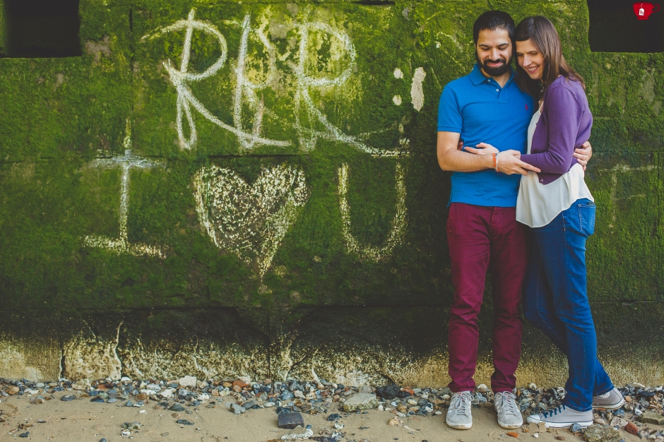 River Thames Prewed Photography