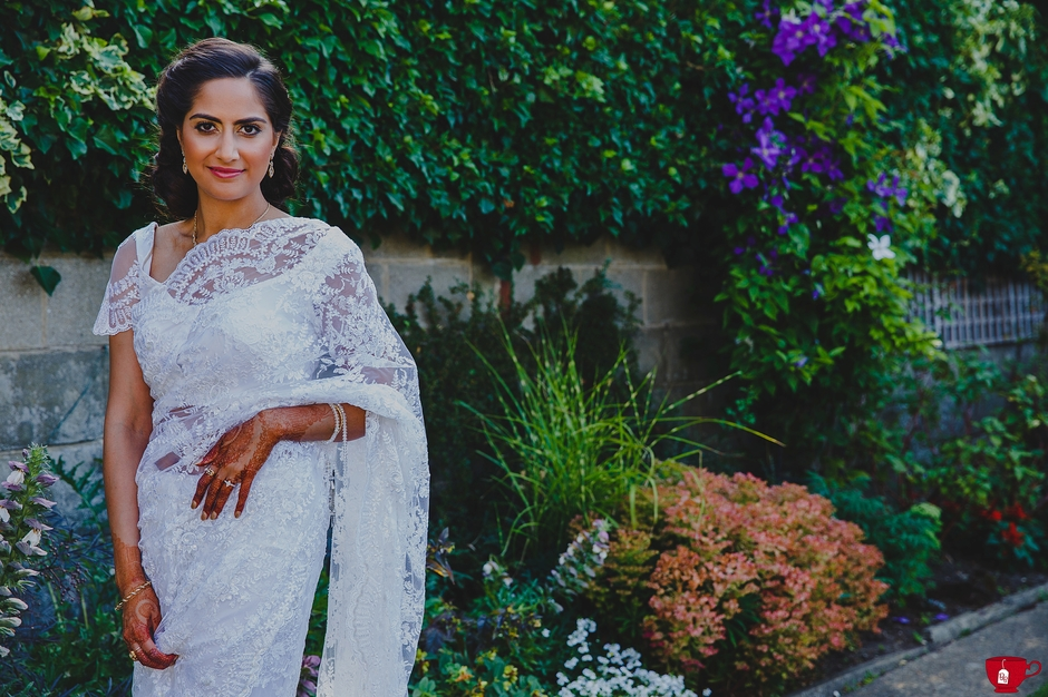 London ismaili wedding bride