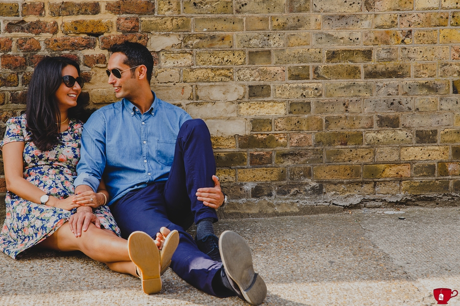 Urban Engagement Shoot London