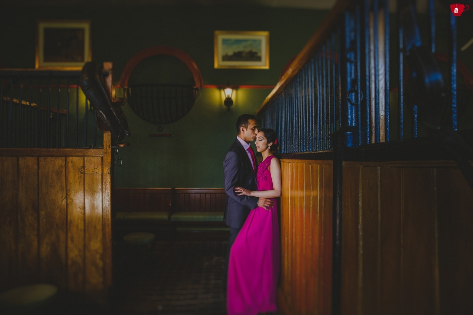 Prewed shoot in Weston Park