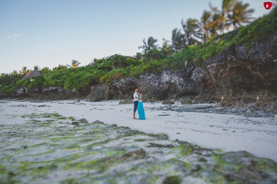 Zanzibar beach wedding photography by Bhavna Barratt