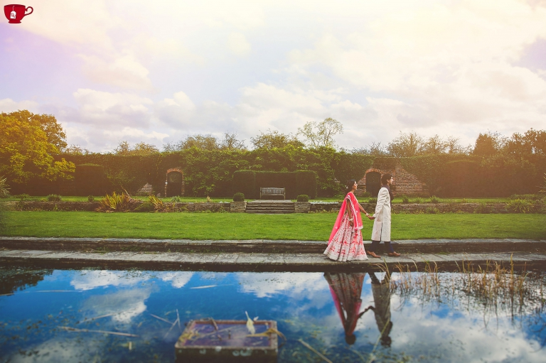 A French Indian Wedding In London