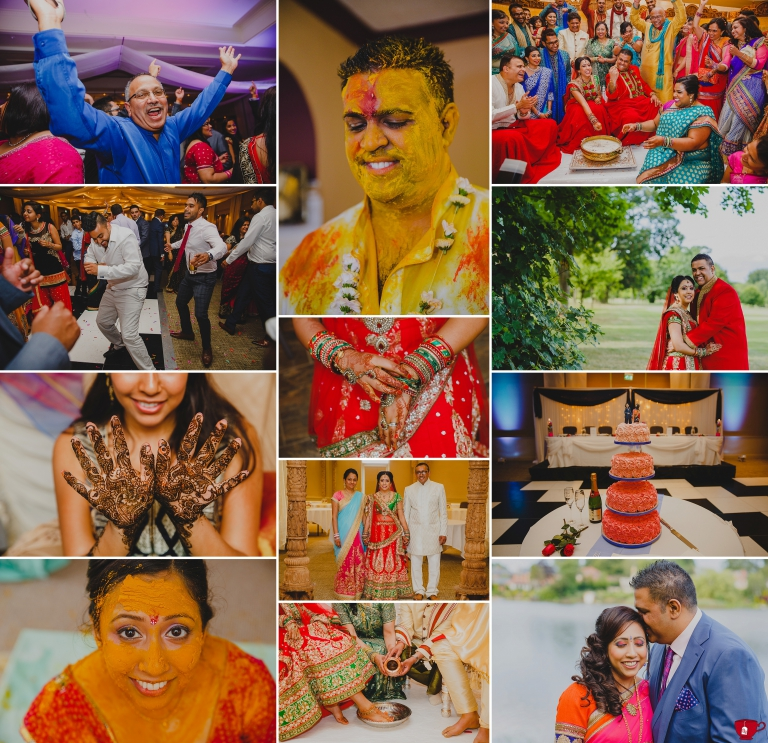 Hindu Gujarati Wedding at Mere Resort Manchester