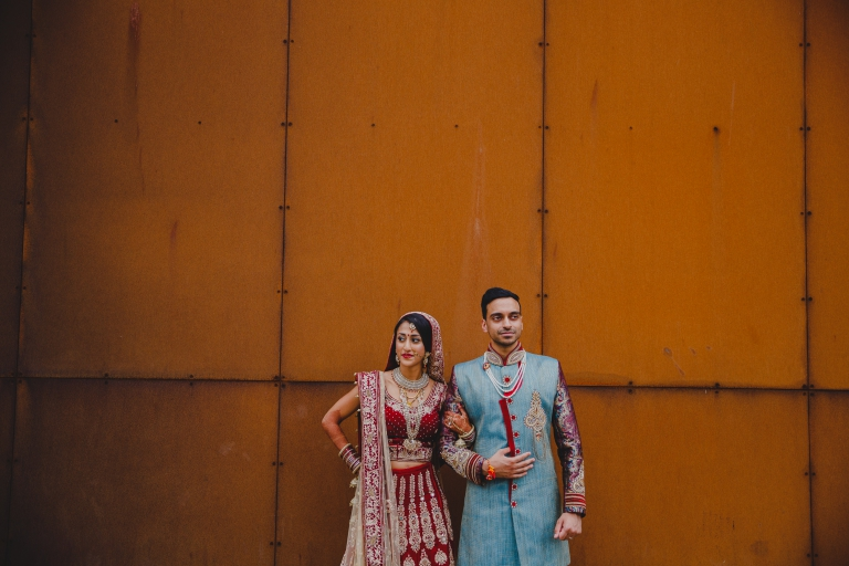 Liverpool Indian Wedding
