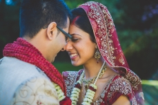 hindu wedding photography at crossley house